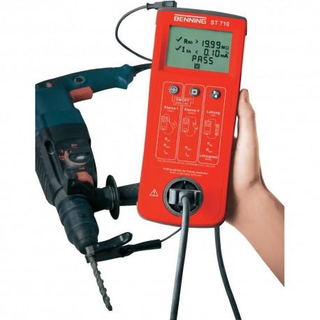 Benning ST 710 - tester el. spotřebičů a el. nářadí