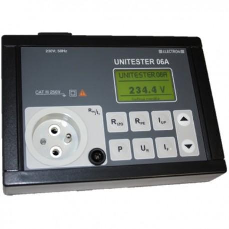 Electron Unitester 06A - tester el. spotřebičů a el. nářadí