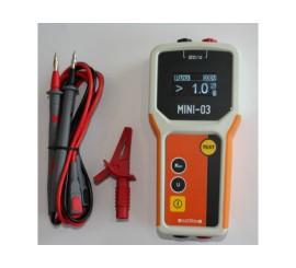 Electron Mini-03 - měřič izolačního odporu