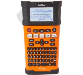 BROTHER PT-E300VP - ruční tiskárna samolepících štítků + potisk bužírek