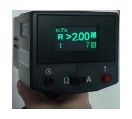 Electron MPO 01A - měřič přechových odporů
