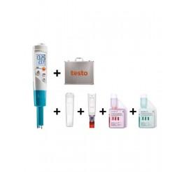 Testo 206-pH1 Sada - pH-metr / teploměr pro kapaliny