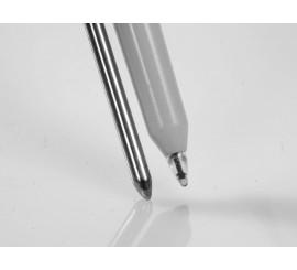 Testo Náhradní pH sonda: pro měřicí přístroj pH/teploty - s krytkou s uchovávacím gelem