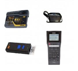 Revex Max S + P6150 brašna + P9010 čtečka + PT-H500 štítkovač