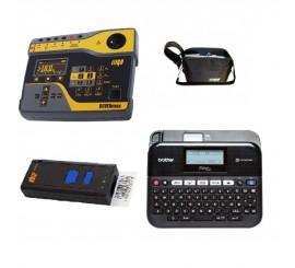 Revex Max W + P6150 brašna + P9010 čtečka + PT-D450VP štítkovač