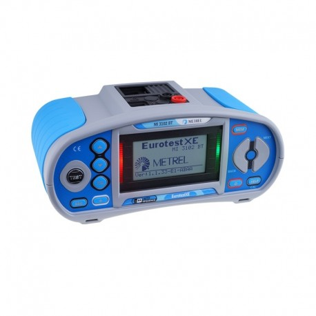 Eurotest XE MI 3102 BT + A 1401 - tester elektrických instalací