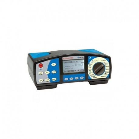Eurotest 61557 EU - MI 2086 EU + A1102 - kontrola a revize instalací