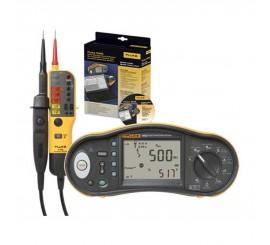 Fluke 1663 + ZDARMA T130 + ZDARMA software DMS - přístroj pro elektrické instalace