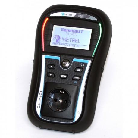 Metrel MI 3311 GAMMA GT - tester el. spotřebičů a el. nářadí