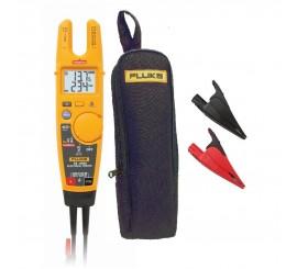 Fluke T6-1000 + pouzdro C150 + krokosvorky - elektrická zkoušečka