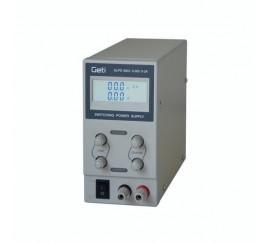 Zdroj laboratorní Geti GLPS 3003  0-30V/ 0-3A