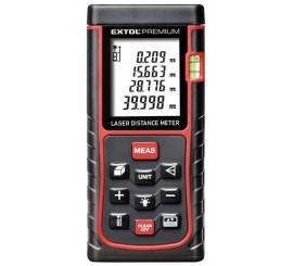 Dálkoměr - laserový měřič vzdálenosti digitální 0,05-40M, EXTOL PREMIUM EX8820042
