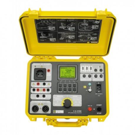 Chauvin Arnoux C.A 6160 - testery pracovních strojů