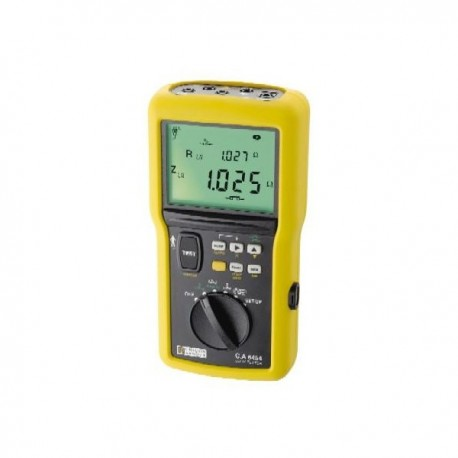 Chauvin Arnoux C.A 6454 - měřič impedance smyčky