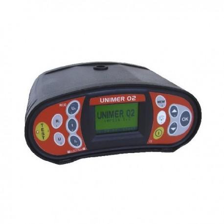 Electron Unimer 02 - tester impedance smyčky a proudových chráničů