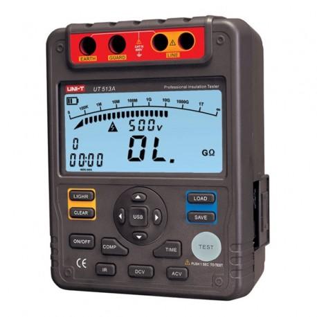 UNI-T UT513A - měřič izolačního odporu