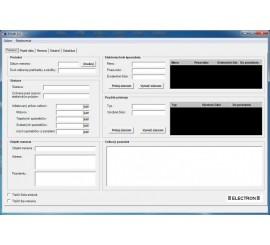 Electron Elsoft 2.1 - software pro měřicí přístroje IZO