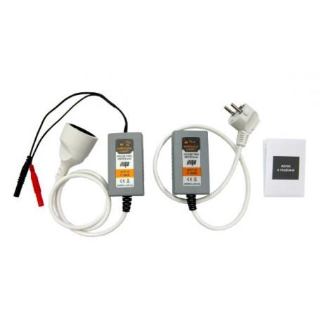 Illko P8080 -  Sada adaptérů ATP pro automatické testování prodlužovacích přívodů ve spojení s přístrojem REVEXmax