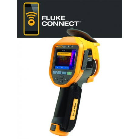 Fluke Ti480 PRO - Termokamera 9Hz