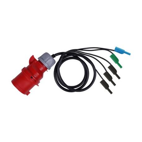 Metrel A1642 - Třífázový adapter