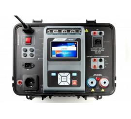 Metrel MI 3325 MultiServicer XD - tester bezpečnosti elektrických spotrebičov, strojov a rozvádzačov