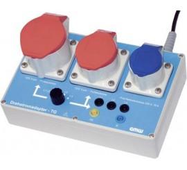 GMW třífázový adaptér 16/32A
