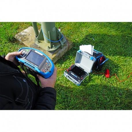 Metrel MI 3143 EU Z440 V - přístroj pro měření skutečné imp. poruchové smyčky a sítě