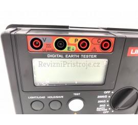 UNI-T UT521 - měřič zemních odporů