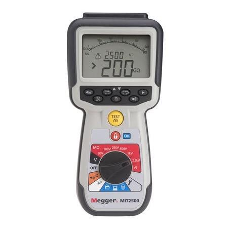 Megger MIT 2500 - měřič izolačního odporu