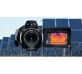 Testo 885 - Termokamera s jedním objektivem