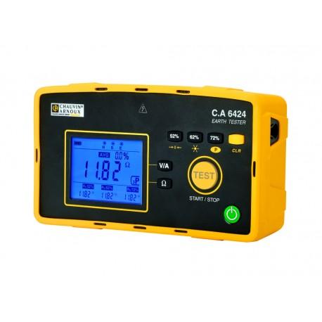 Chauvin Arnoux CA 6424 - digitální měřič zemního odporu