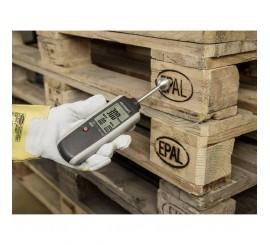 Voltcraft MF 100 - měřič vlhkosti dřeva a stavebních materiálů