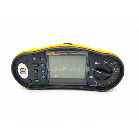 Fluke 1664 FC SCH + ZDARMA Fluke 115 + software