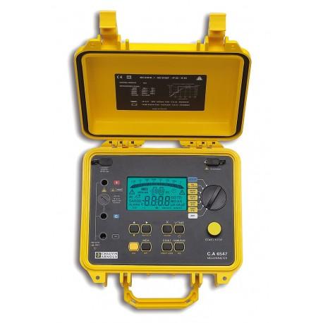 C.A 6547 - digitální měřič izolačních odporů