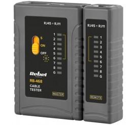 Tester kabelu UTP REBEL RB-468