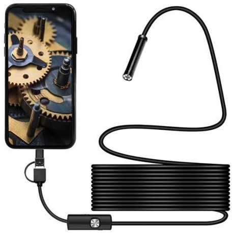 Kamera endoskopická pro mobilní telefon 3,5m