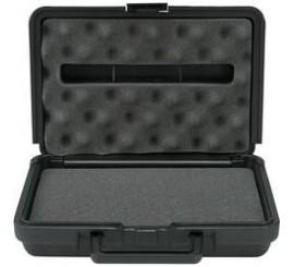 Univerzální kufr Voltcraft. Velikost 190 x 265 x 70 mm