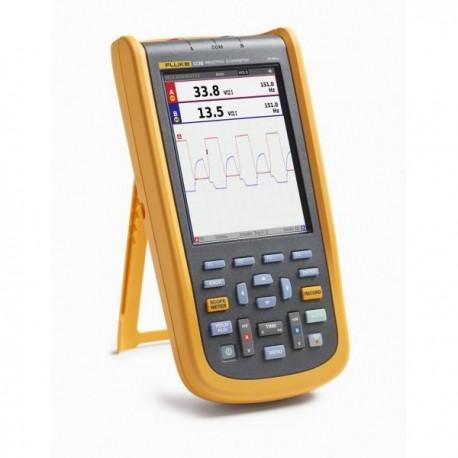 Fluke 123B/EU - Průmyslový digitální osciloskop a multimetr (20 MHz)