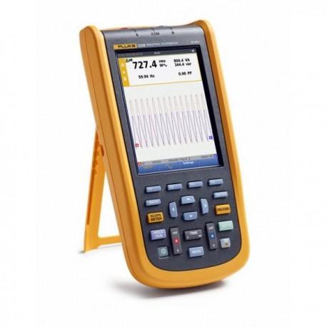 Fluke 125B/EU - dvojvstupový digitální osciloskop a multimetr