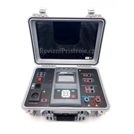 Metrel MI 3394 ST MultiTesterXA - tester el. spotřebičů a el. nářadí