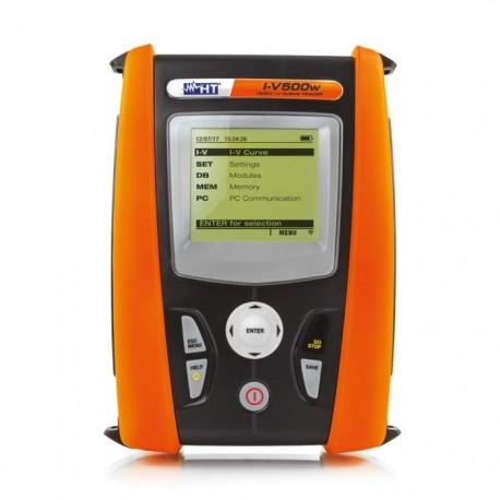 HT Instruments I-V500W - měřič parametrů fotovoltaických zařízení