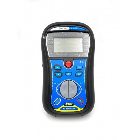 Metrel A1378 - Eurotest PV Remote