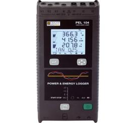 C.A PEL 104 - Analyzátor kvality sítě