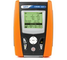 HT Instruments Combi420 - multifunkční přístroj pro revize instalací s jednofázovým měřením kvality sítě