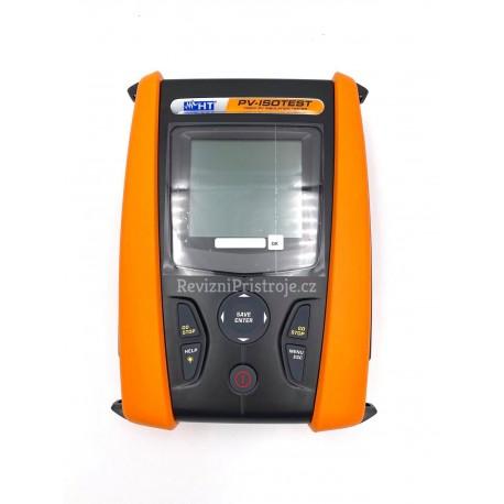 HT Instruments PV-ISOTEST - Multifunkční přístroj pro testování elektrické bezpečnosti
