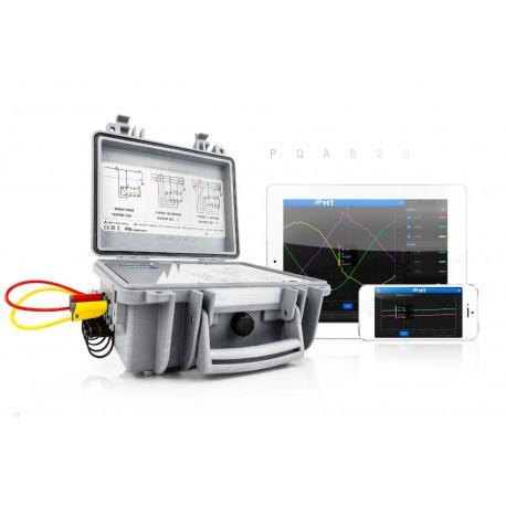 HT Instruments PQA819 - analyzátor kvality sítě