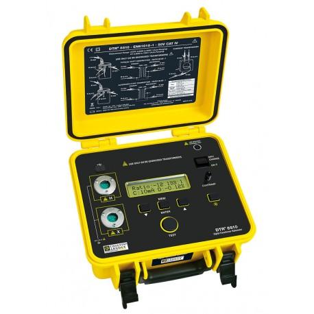 C.A DTR 8510 - Přenosný měřič převodů transformátorů