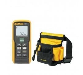 Fluke 419D + toolbelt - Laserový měřič vzdálenosti