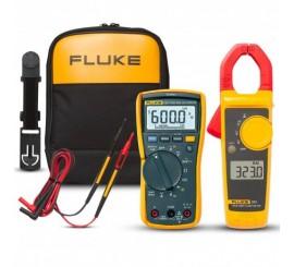 Fluke 117 / 323 KIT - výhodná sada přístrojů pro elektrikáře
