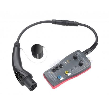 Amprobe EV-520-F KIT - Adaptér pro testování nabíjecích stanic